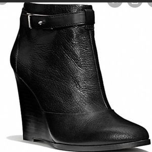 Coach Melody Booties